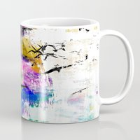 oana befort Mugs featuring woman by Floridana Oana
