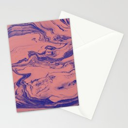Marble Magic 008 Stationery Cards