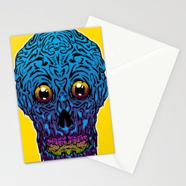 Aquatic Zomboo Stationery Cards