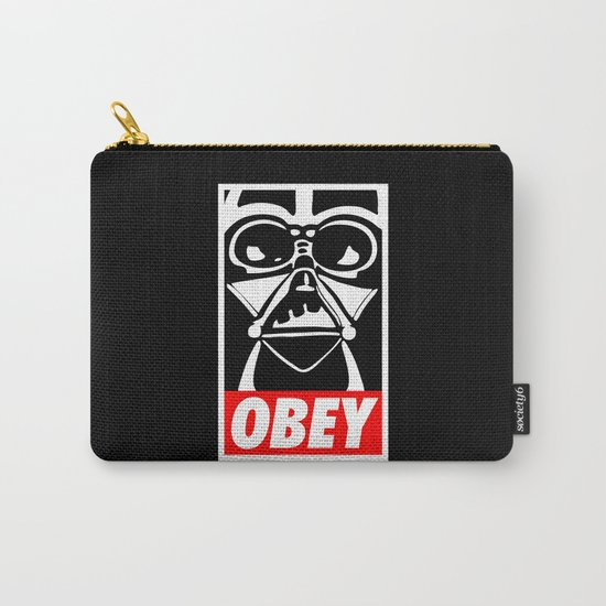 Obey Darth Vader - Star Wars Carry-All Pouch