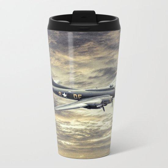 Sally B Metal Travel Mug