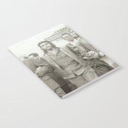 Che Guevara, Fidel Castro and Revolutionaries Notebook
