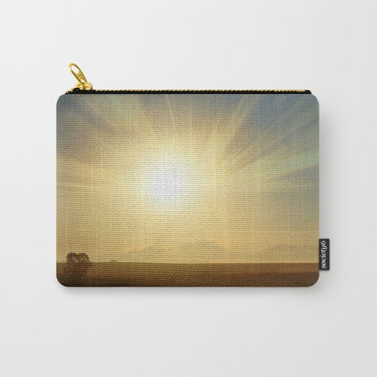 Golden Fields Carry-All Pouch