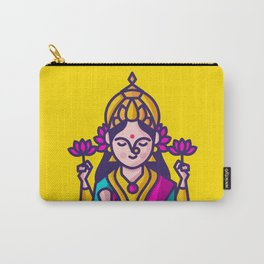 Lakshmi - The Goddess of Wealth Carry-All Pouch
