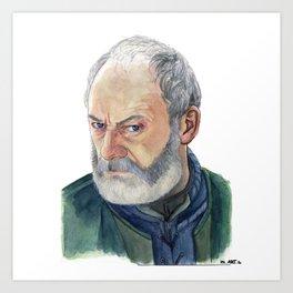 davos Art Print