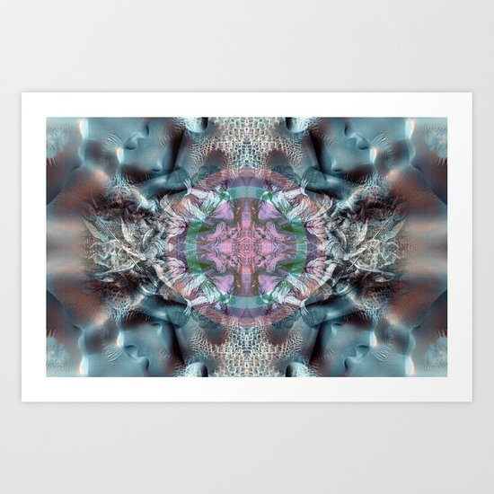 MARS ULTRA Art Print