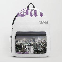Bangkok Skyline Backpack