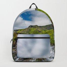 Cwm Idwal Rapids Snowdonia Backpack