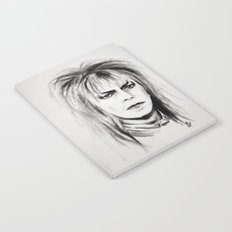 Jareth ~ The Goblin King Notebook