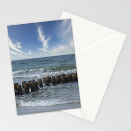Baltic Sea Summer Paradise Stationery Cards
