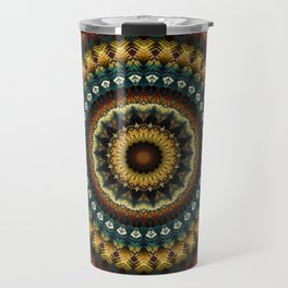Mandala 217 Travel Mug