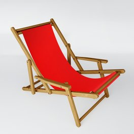 (Red) Sling Chair