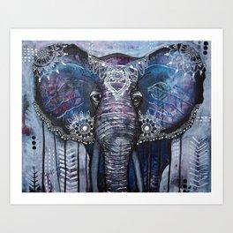 Majesty Art Print