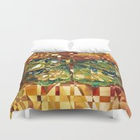 moth Duvet Covers featuring Moth by S.G. DeCarlo