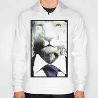 classy Hoodies featuring Classy by Andreftaylor