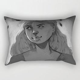 Fairy of the woods Rectangular Pillow