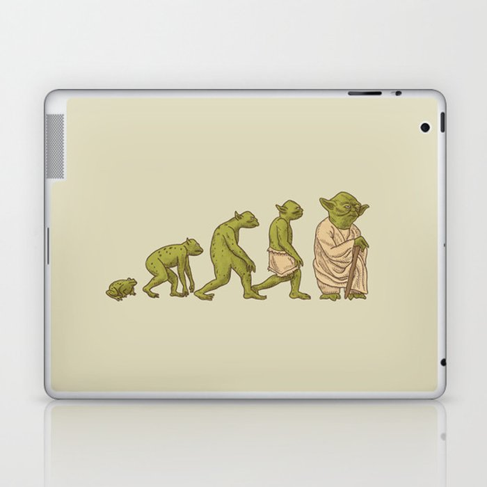 Yodalution  Laptop & iPad Skin