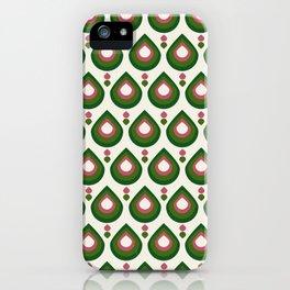 Drops Retro Confete iPhone Case