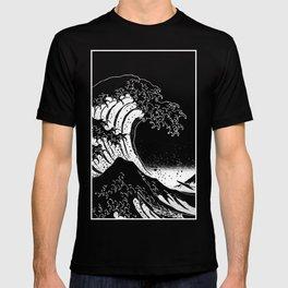 Hokusai, the Great Wave T-shirt