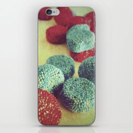 VINTAGE STYLE JELLY CANDIES  PHOTOGRAPH iPhone Skin