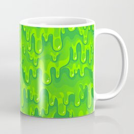 Slimed Coffee Mug