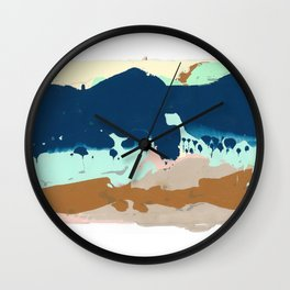 APPLE ORCHARD Wall Clock
