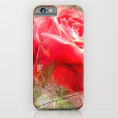 Red Roses Bouquet Slim Case iPhone 6s