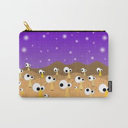 Little aliens Carry-All Pouch