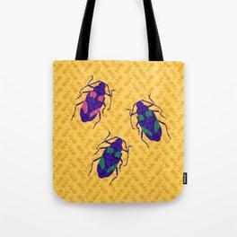 Pyrodes Auratus Tote Bag