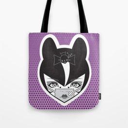 Kuro Kawaii Harajuku Goth Lolita Tote Bag
