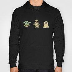 The origin of pugs Hoody