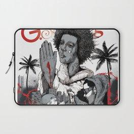 Divine Mercy Laptop Sleeve
