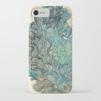 friday iPhone & iPod Cases featuring Friday Afternoon by Marcelo Romero