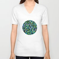 sprinkles V-neck T-shirts featuring Sprinkles by Jessica Torres Photography