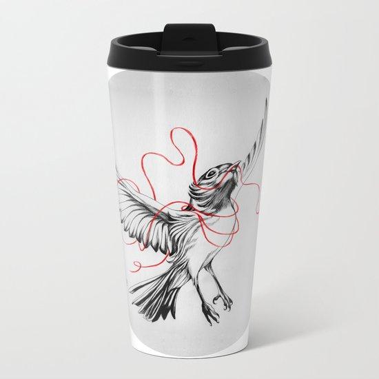 ROBIN Metal Travel Mug