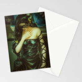 Fantasy Figure Stationery Cards