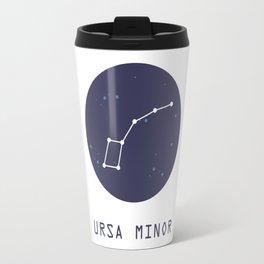 Ursa Minor Constellation Travel Mug