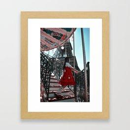 French Carrusel Framed Art Print