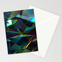 Refracted Stationery Cards