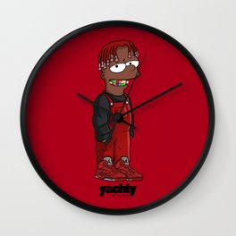 Yachty Livefresh Wall Clock