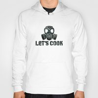 cook Hoodies featuring Let's Cook by Spooky Dooky