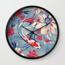 Water Dance Wall Clock