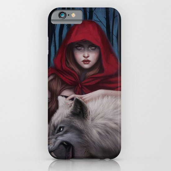 Blood to bear me flowers iPhone & iPod Case