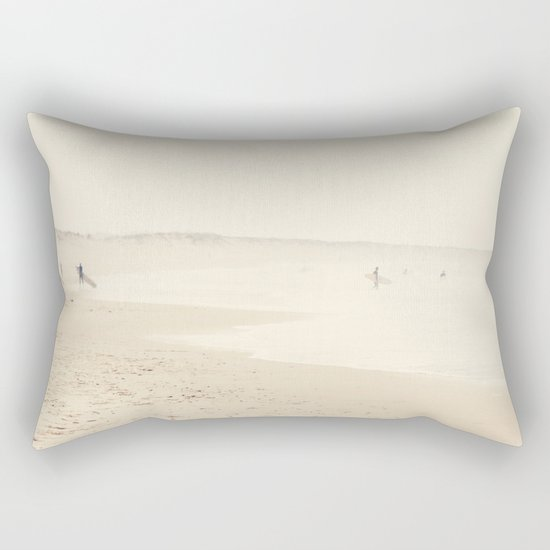 surfing life III Rectangular Pillow