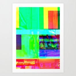 Error 014 Art Print