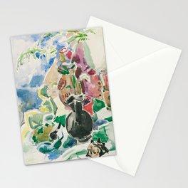 Oskar Moll Stilleben mit Matisse Pla Stationery Cards