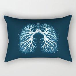 I Breathe Music Rectangular Pillow