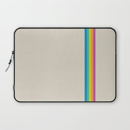 Rainbow - vintage photo Laptop Sleeve