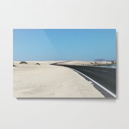 Road to heaven Metal Print