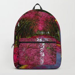 CHERRY BLOSSOM TREES Backpack